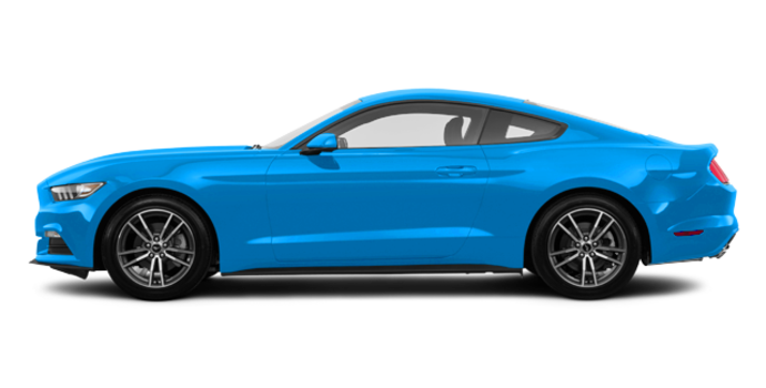 2017 Ford Mustang EcoBoost | Photo 4 | Grabber Blue