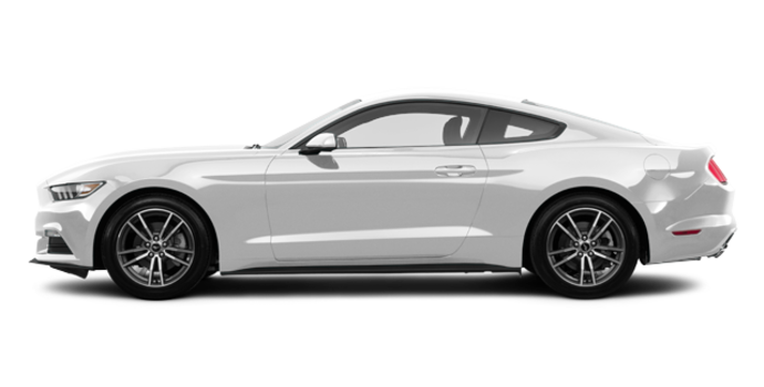 2017 Ford Mustang EcoBoost | Photo 4 | White Platinum