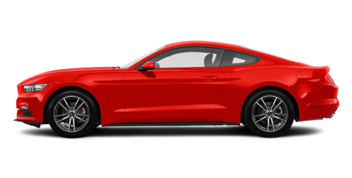 2017 Ford Mustang EcoBoost | Photo 4 | Race Red