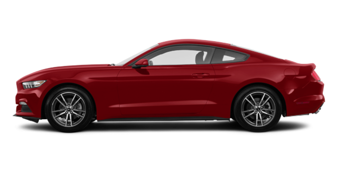 2017 Ford Mustang EcoBoost | Photo 4 | Ruby Red