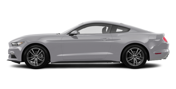 2017 Ford Mustang EcoBoost | Photo 4 | Ingot Silver