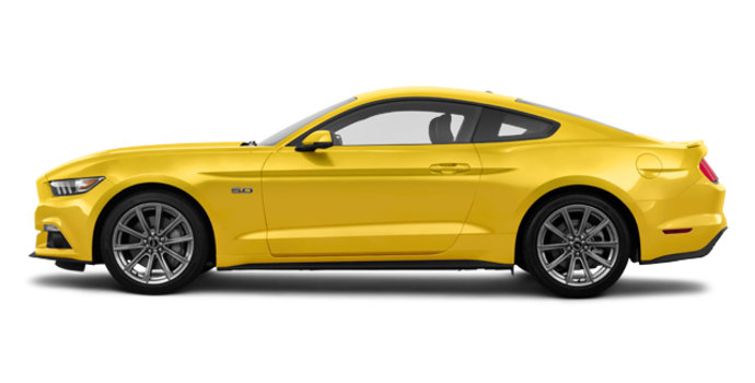 2017 Ford Mustang GT Premium | Photo 4 | Triple Yellow