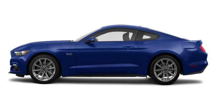 2017 Ford Mustang GT Premium | Photo 4 | Lightning Blue