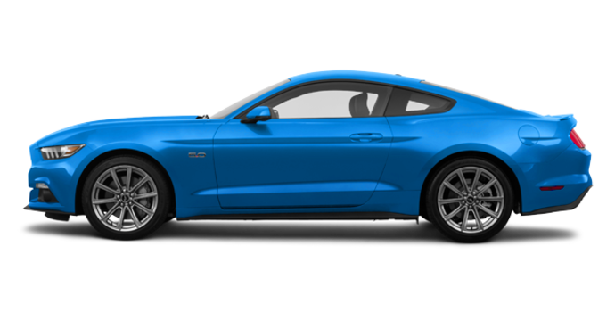 2017 Ford Mustang GT Premium | Photo 4 | Grabber Blue