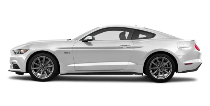 2017 Ford Mustang GT Premium | Photo 4 | White Platinum