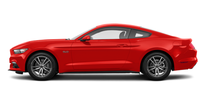 2017 Ford Mustang GT | Photo 4 | Race Red