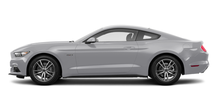 2017 Ford Mustang GT | Photo 4 | Ingot Silver