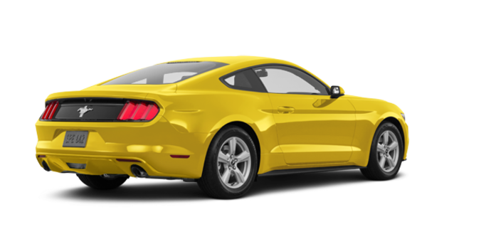 2017 Ford Mustang V6 | Photo 5 | Triple Yellow