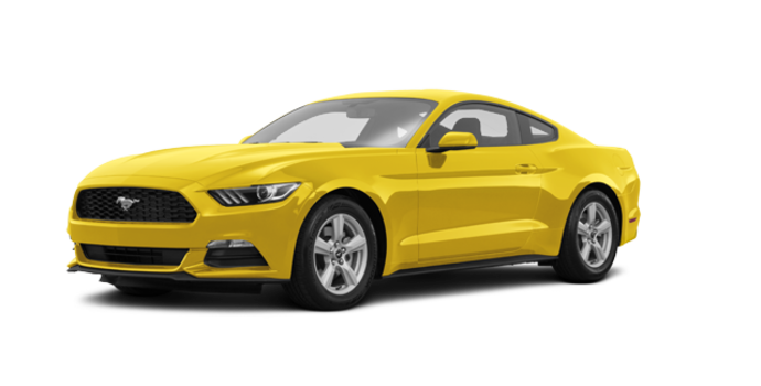 2017 Ford Mustang V6 | Photo 6 | Triple Yellow