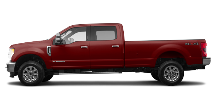 2017 Ford Super Duty F-250 LARIAT | Photo 4 | Bronze Fire