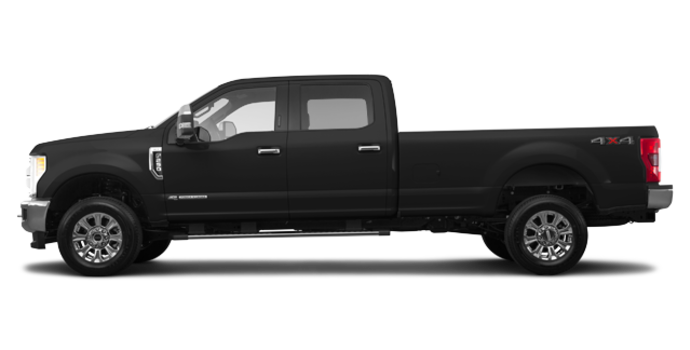 2017 Ford Super Duty F-250 LARIAT | Photo 4 | Shadow Black