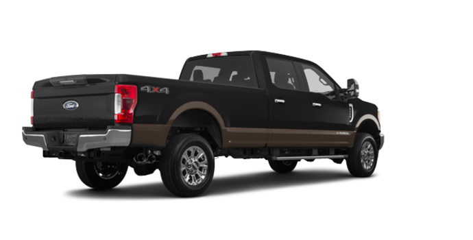 2017 Ford Super Duty F-250 LARIAT | Photo 5 | Shadow Black/Caribou