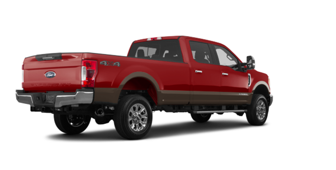 2017 Ford Super Duty F-250 LARIAT | Photo 5 | Ruby Red/Caribou