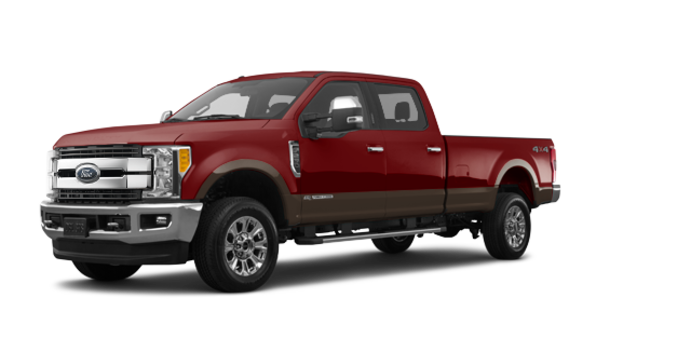 2017 Ford Super Duty F-250 LARIAT | Photo 6 | Bronze Fire/Caribou