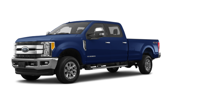 2017 Ford Super Duty F-250 LARIAT | Photo 6 | Blue Jeans Metallic