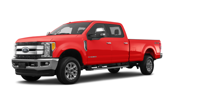 2017 Ford Super Duty F-250 LARIAT | Photo 6 | Race Red