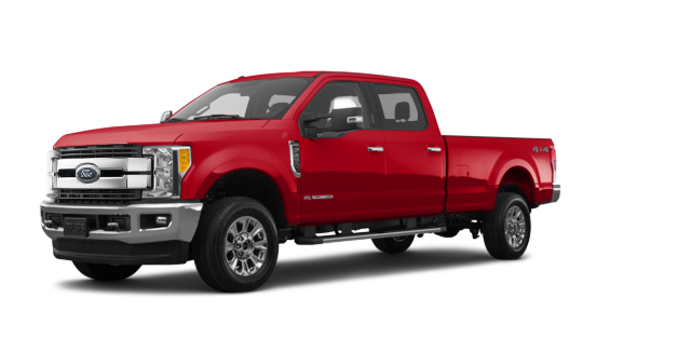 2017 Ford Super Duty F-250 LARIAT | Photo 6 | Ruby Red