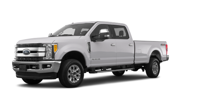 2017 Ford Super Duty F-250 LARIAT | Photo 6 | White Platinum Metallic