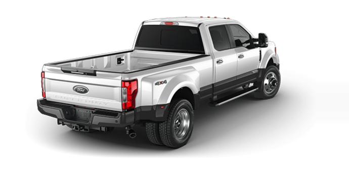 2017 Ford Super Duty F-450 LARIAT | Photo 5 | Oxford White/Magnetic