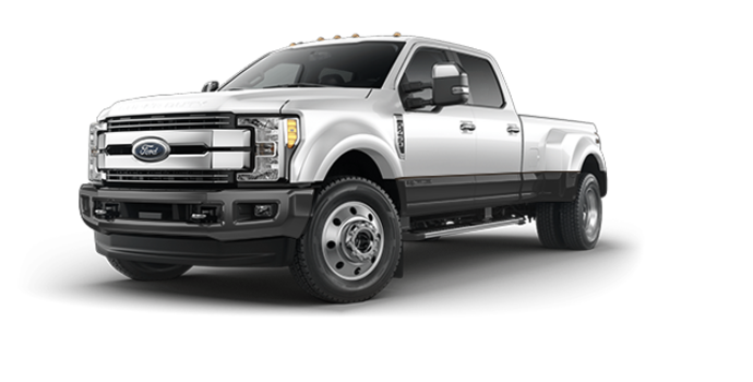 2017 Ford Super Duty F-450 LARIAT | Photo 6 | Oxford White/Magnetic