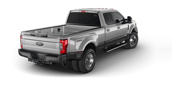 2017 Ford Super Duty F-450 LARIAT | Photo 5 | Ingot Silver Metallic/Magnetic