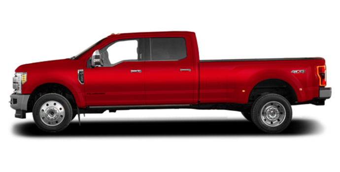 2017 Ford Super Duty F-450 LARIAT | Photo 4 | Race Red