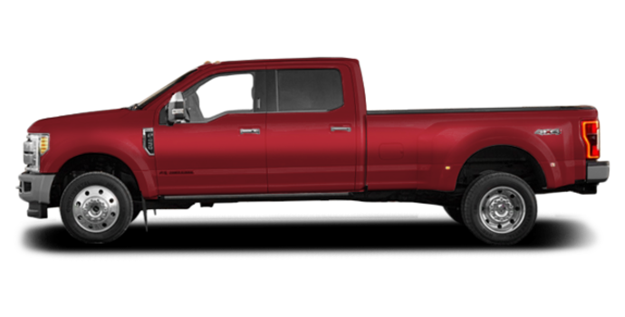 2017 Ford Super Duty F-450 LARIAT | Photo 4 | Ruby Red