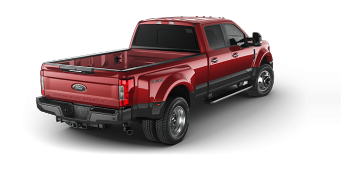 2017 Ford Super Duty F-450 LARIAT | Photo 5 | Ruby Red/Magnetic