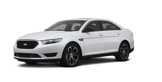 2017 Ford Taurus SHO | Photo 6 | White Platinum Metallic