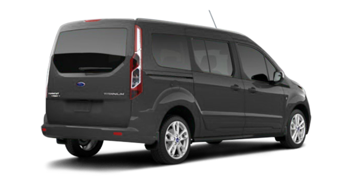 2017 Ford Transit Connect TITANIUM WAGON | Photo 5 | Magnetic