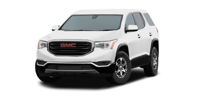 2017 GMC Acadia SLE-1 | Photo 6 | Summit White