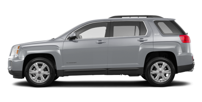 2017 GMC Terrain SLE-2 | Photo 4 | Quicksilver Metallic