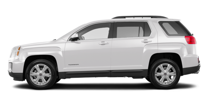 2017 GMC Terrain SLE-2 | Photo 4 | Summit White