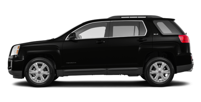 2017 GMC Terrain SLE-2 | Photo 4 | Ebony Twilight Metallic
