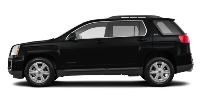 2017 GMC Terrain SLE-2 | Photo 4 | Onyx Black