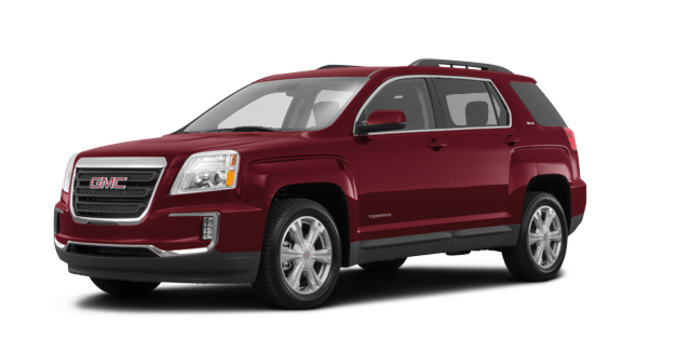 2017 GMC Terrain SLE-2 | Photo 6 | Crimson Red Tintcoat
