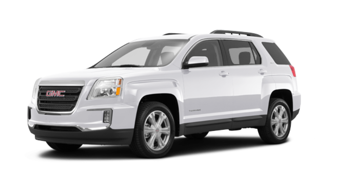 2017 GMC Terrain SLE-2 | Photo 6 | White Frost
