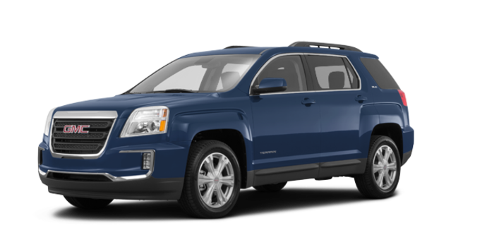 2017 GMC Terrain SLE-2 | Photo 6 | Slate Blue Metallic