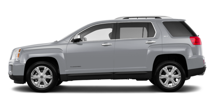 2017 GMC Terrain SLT | Photo 4 | Quicksilver Metallic