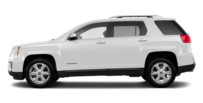 2017 GMC Terrain SLT | Photo 4 | Summit White