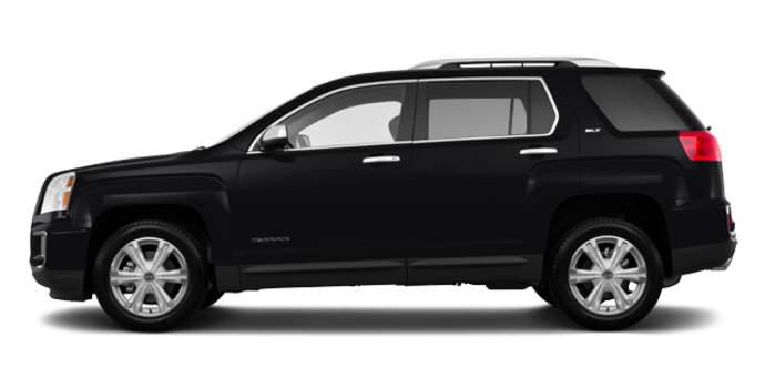 2017 GMC Terrain SLT | Photo 4 | Ebony Twilight Metallic