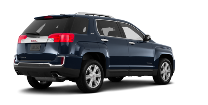 2017 GMC Terrain SLT | Photo 5 | Dark Sapphire Blue Metallic