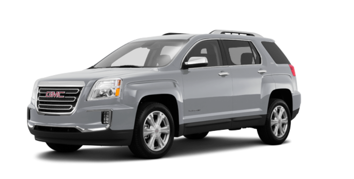 2017 GMC Terrain SLT | Photo 6 | Quicksilver Metallic
