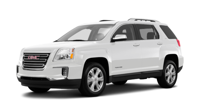 2017 GMC Terrain SLT | Photo 6 | Summit White