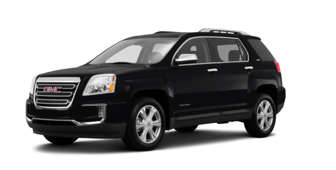 2017 GMC Terrain SLT | Photo 6 | Ebony Twilight Metallic