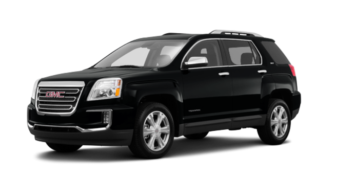 2017 GMC Terrain SLT | Photo 6 | Onyx Black