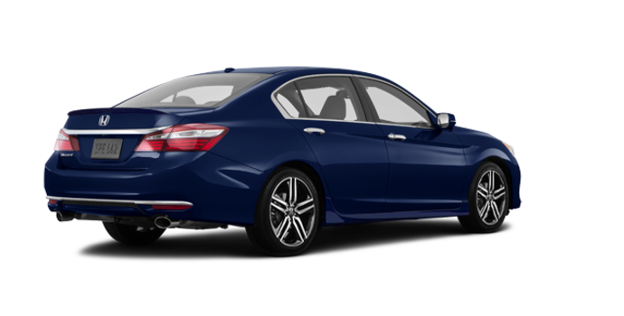 2017 Honda Accord Sedan TOURING V-6 | Photo 5 | Obsidian Blue Pearl