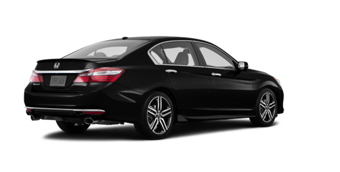 2017 Honda Accord Sedan TOURING V-6 | Photo 5 | Crystal Black Pearl
