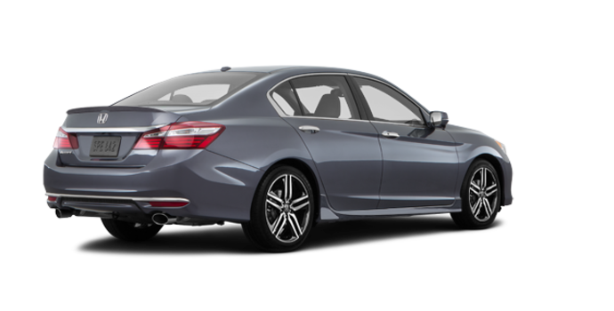 2017 Honda Accord Sedan TOURING V-6 | Photo 5 | Modern Steel Metallic