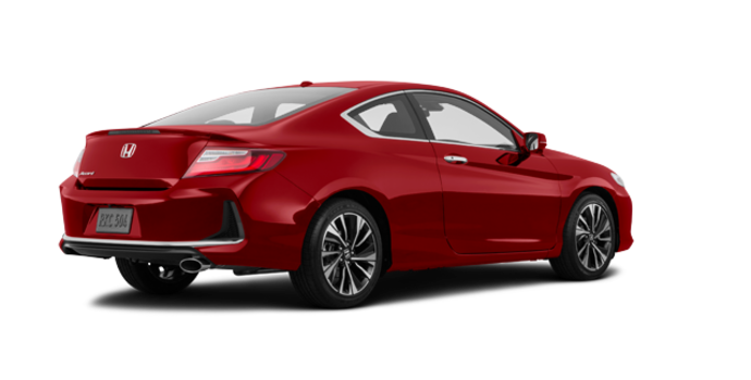 2017 Honda Accord Coupe EX-HONDA SENSING | Photo 5 | San Marino Red